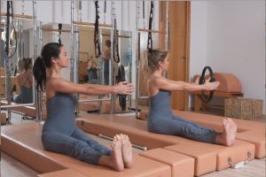 Power Pilates - Πρόγραμμα ασκήσεων εδάφους
