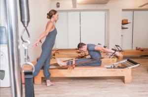 EQUIPMENT - Ολοκληρωμένη εφαρμογή Pilates