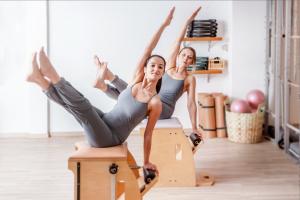Διδασκαλία ασκήσεων Pilates