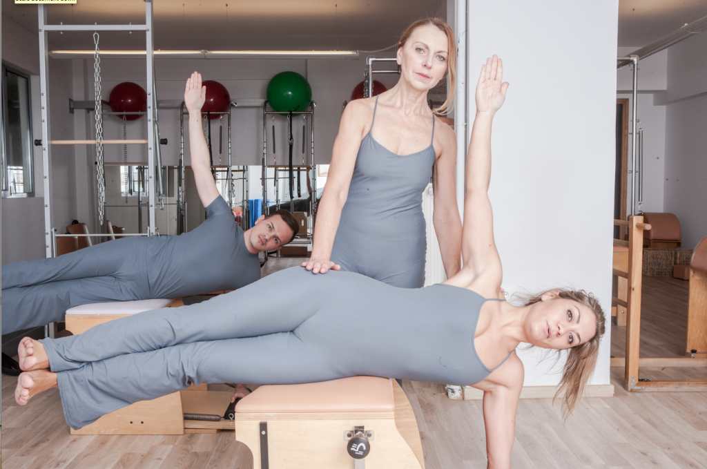 COMPREHENSIVE - Διδασκαλία ασκήσεων Pilates