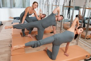 Pilates Studio - Mat - Στρώματα